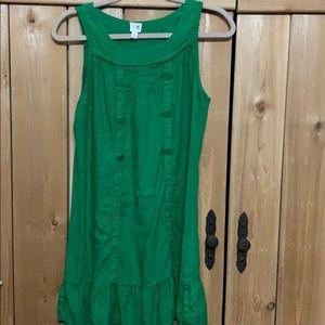 Anthropologie Edme' & Estelle Linen Dress XS